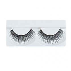 Low Price on 1 Pair Black Handmade lengthening Fiber False Eyelashes
